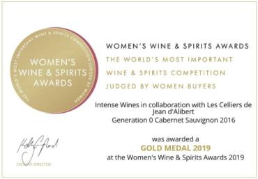Award winning wines!